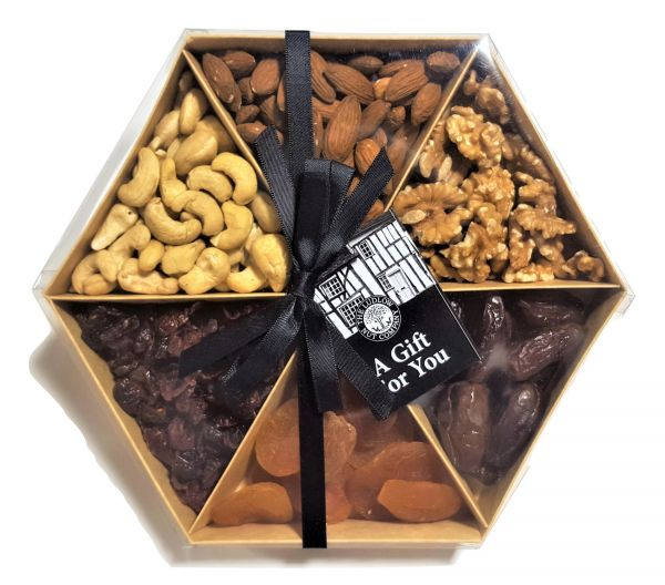 Gift Tray - Fruit & Nut Selection