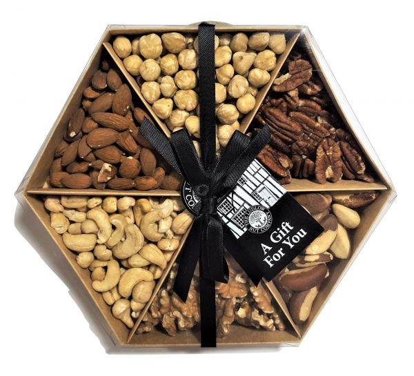 Gift Tray- Whole Nut Selection