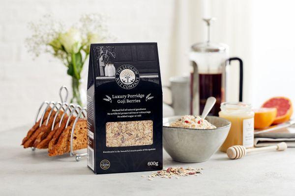 Porridge Goji Berries & Seed Mix