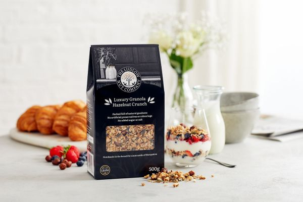 Granola Hazelnut Crunch