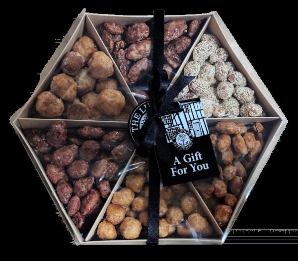 Caramelised Nut Gift Tray
