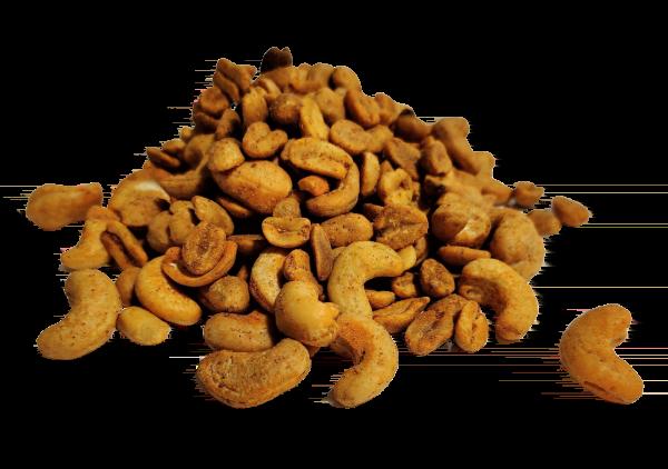 Chilli Roasted Nut Mix