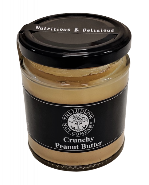 Hi-Oleic Crunchy Peanut Butter - 170g
