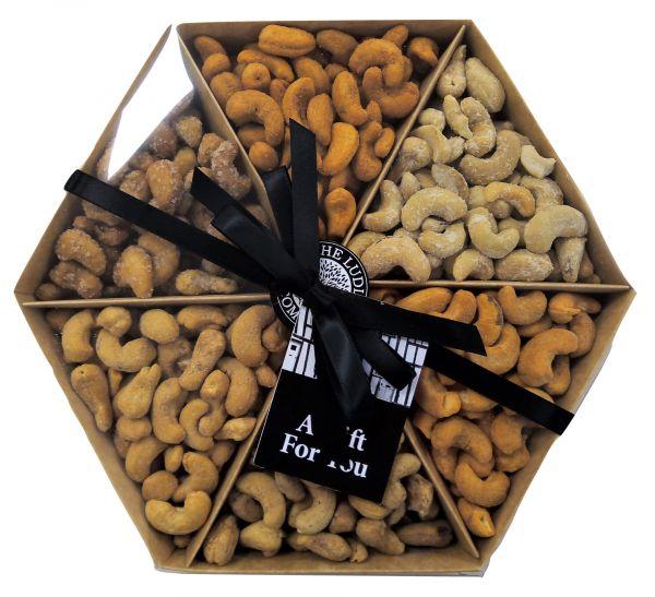 Gift Tray - Cashew Nut Wheel