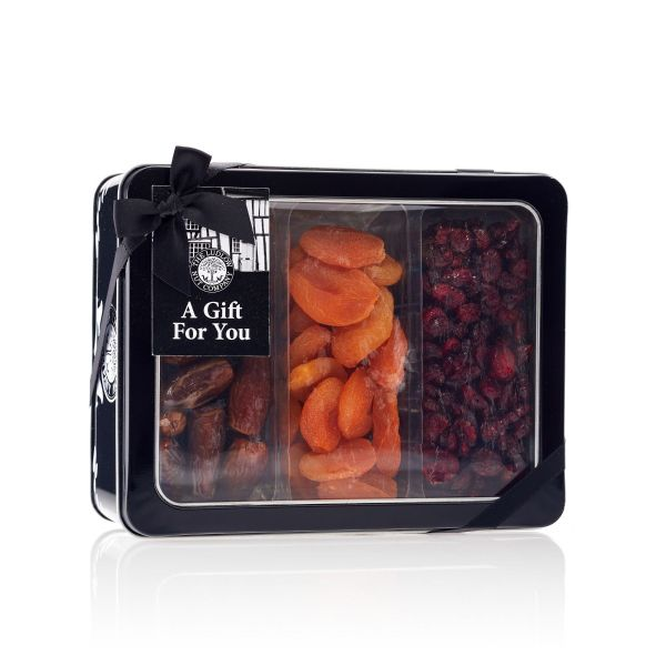Luxury Gift Tin - Dried Fruit - 650g