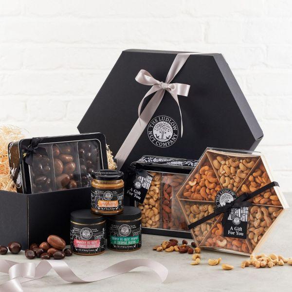 Luxury Nut Lovers Hamper